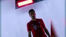 Le maillot domicile du Bayern pour la saison 2019/2020