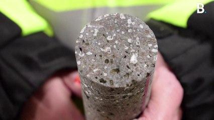 Pour nettoyer l'atmosphère, ces chercheurs ont réussi à emprisonner le CO2 dans de la roche