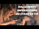 Après Keanu Reeves, Halle Berry s'est aussi entraînée aux armes à feu pour John Wick