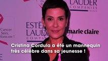 """""""Tu as toujours été magnifique"""" : un cliché de Cristina Cordula met tout le monde d'accord !"""