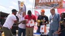 Rallye de Gagnoa | La cérémonie de récompense