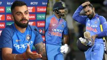 ICC CricketWorld Cup 2019 : Kohli Reveals Why Karthik Was Picked Over Pant In World Cup Team