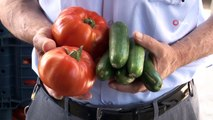 Adana'da Domates ve Salatalığın Kilosu 1 Liraya Düştü-İha