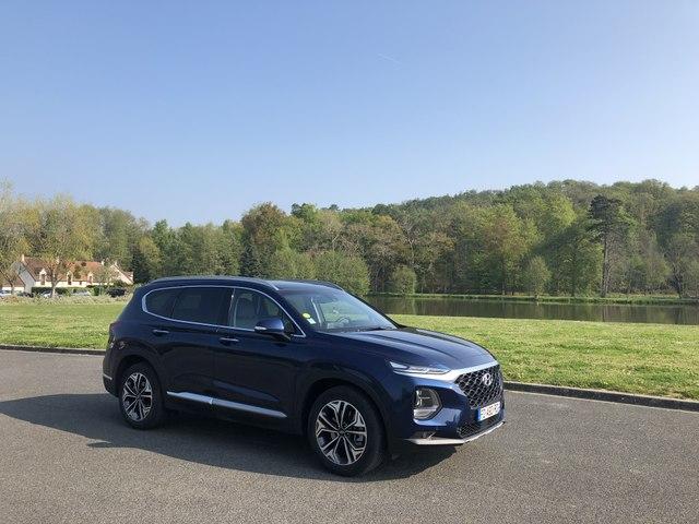 Essai - Hyundai Santa Fé 2019