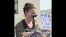 Alyssa Milano explique son appel à la grève du sexe pour défendre le droit à l'avortement