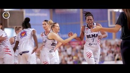LFB 2018-2019 - Mini movie finale 3 : Lattes Montpellier - Lyon