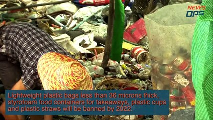 Thailand Plans To Ban Plastic Waste