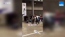 Un Toulousain participe au championnat du monde de lancer d'avions en papier