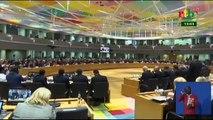 RTB - Reunion des Ministres des affaires étrangères et de la défense du G5 Sahel Avec l'Union Européenne en Belgique