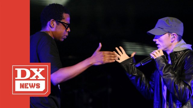 Eminem & JAY Z Now Tied For Third Most Top 10 Hits In Billboard Hot 100 History