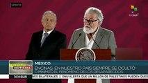 México: Gob. informa sobre fosas y cuerpos hallados en 4 estados