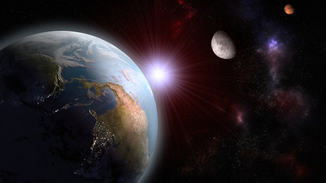NASA Planning to Head Back to the Moon ー Then Mars