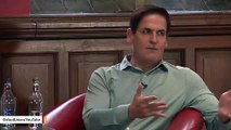 Mark Cuban Says 'Nobody Right Now' Can Beat Trump, Leaves Door Open For 2020 Run