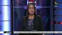 teleSUR Noticias: Continúa asedio a embajada de Vzla. en Washington