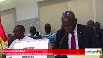 Guinée : le ministère de l'Economie et ses partenaires passent en revue leur plan annuel de réforme des finances publiques