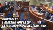 Avortement : l'Alabama adopte la loi la plus répressive des Etats-Unis