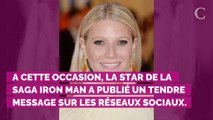 PHOTO. Gwyneth Paltrow dévoile une rare photo de ses enfants Apple et Moses