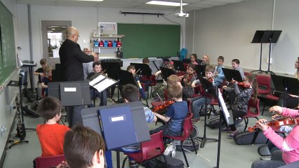 Quand la musique favorise l'apprentissage scolaire