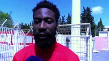 """Nice-FCM : Malonga """"une vraie belle ambiance dans ce groupe"""""""