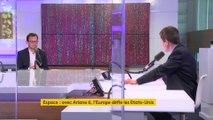 """Stéphane Israël (Arianespace) : """"Nous irons sur la lune avec Ariane 6"""""""