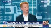 """""""C'est un coup monté de longue main."""" Adrien Quatennens réagit au ralliement d'un élu LFI au RN pour les européennes"""