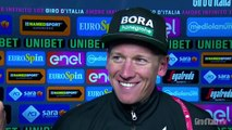 Giro d'Italia 2019 | Stage 5 | Ackermann Interview