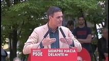 """Pedro Sánchez: """"Mañana probablemente veten a Miquel Iceta como próximo presidente del Senado"""""""