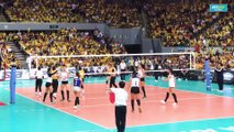 Ateneo Lady Eagles vs UST Golden Tigresses | UAAP 81 Women's Volleyball Finals Game 2 Highlights