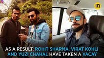 Virat Kohli heads for a vacay ahead of the World Cup, Rohit Sharma and others follow suit