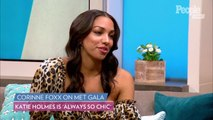 Corinne Foxx On Father Jamie Foxx and Katie Holmes' Relationship: 'They're Really Happy'