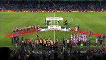 Ajax lift Eredivisie title trophy