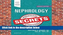 About For Books  Nephrology Secrets, 4e  Review