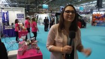This Morning Live's Lisa Snowdon At The NEC!