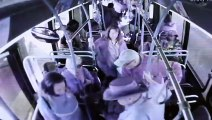 Las Vegas : une femme pousse un vieil homme hors du bus, il succombe à ses blessures