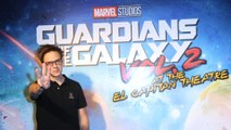 James Gunn compare son éviction de Gardiens de la Galaxie 3 à son divorce