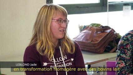 « Devenir agricultrice dans les Hautes Alpes » - Lauréat du concours  « Tous égaux, on parie ?! »