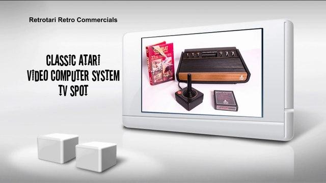 Atari Video Computer System - More Games, More Fun ( 1977)