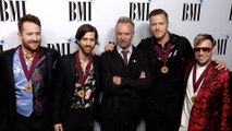 Imagine Dragons, Sting 67th Annual BMI Pop Awards