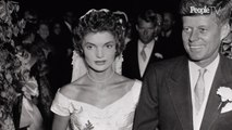 The Plumbing Mishap That Almost Ruined Jackie Kennedy's Wedding Dress