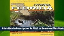 [Read] Canoeing   Kayaking Florida (Canoe and Kayak Series)  For Kindle