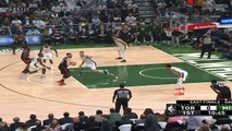 Toronto Raptors at Milwaukee Bucks Raw Recap