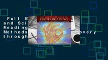 Full E-book  The Art and Science of Hand Reading: Classical Methods for Self-Discovery through