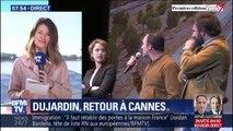 Après 8 ans d'absence, Jean Dujardin fait son retour à Cannes