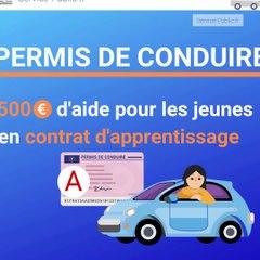 Permis de conduire B : une aide de 500 € pour les apprentis
