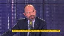 Il n'y aura pas de changement de cap quel que soit le résultat aux élections Européennes, assure Edouard Philippe.