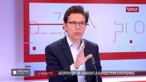 Vote utile : « Macron est devenu un adepte de la stratégie du rejet » affirme Geoffroy Didier
