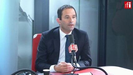 Benoît Hamon - RFI jeudi 16 mai 2019