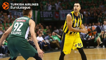 Final Four bound: Kostas Sloukas, Fenerbahce
