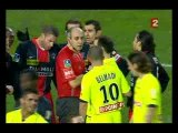 yepes carton rouge psg-valenciennes