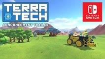 TerraTech - Trailer d'annonce Switch